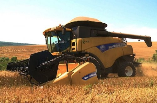 Alternativa New Holland [Colheitadeiras]